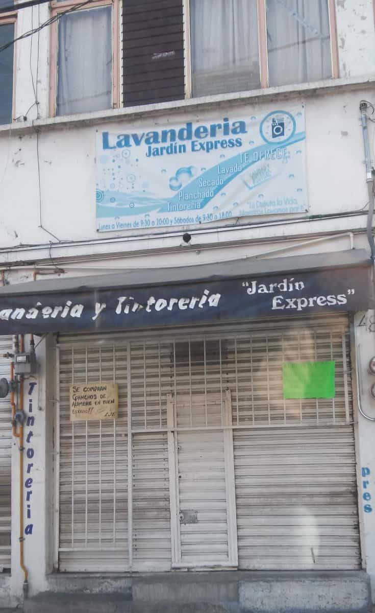Lavanderia Y Tintoreria Jardin Express Lavanderias Tintoreria