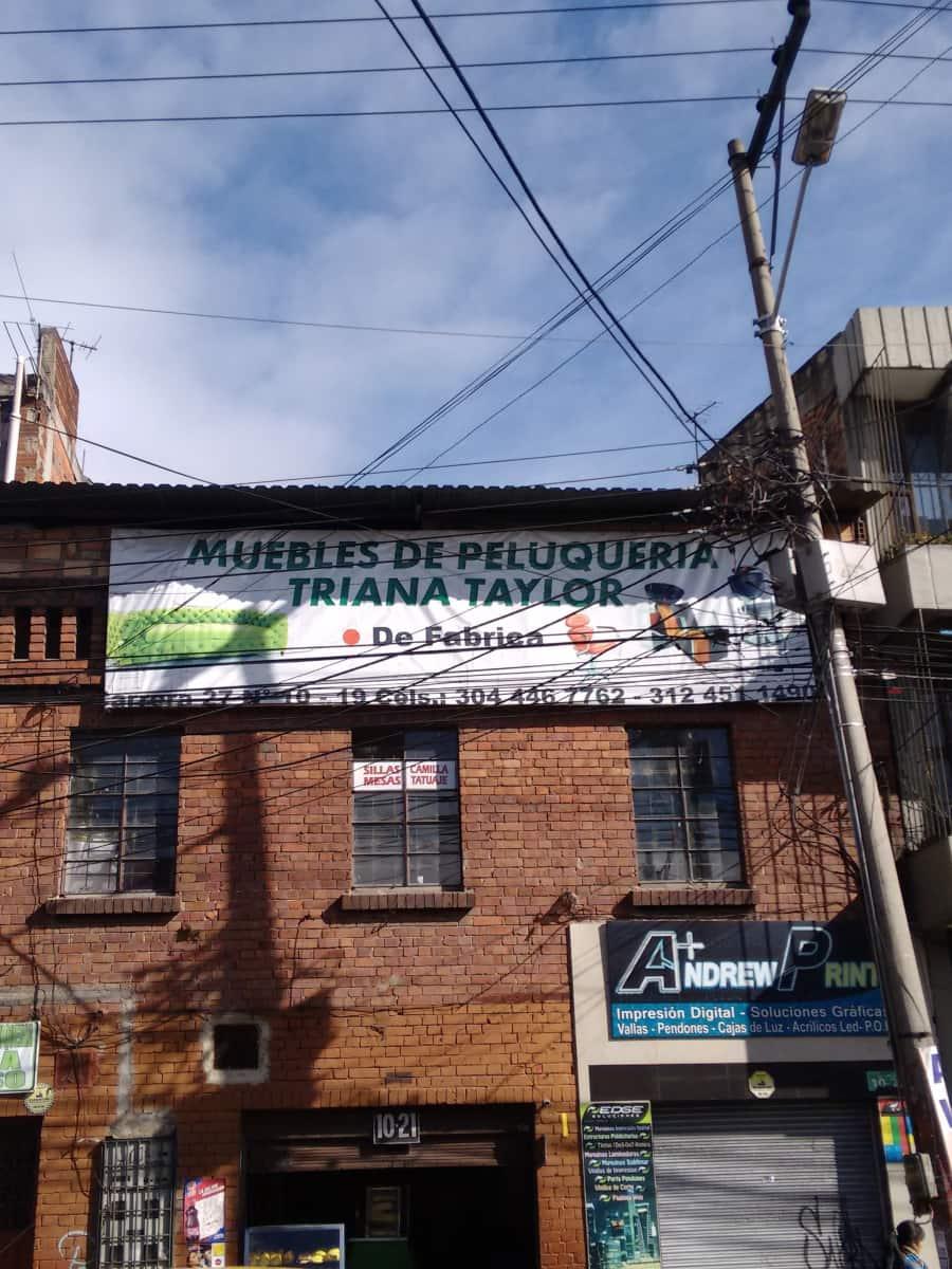 Muebles De Peluquer A Triana Taylor Muebler A Ricaurte  # Muebles Peluqueria Bogota