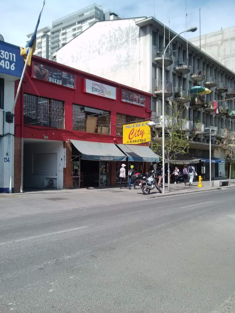 Muebles City En Arturo Prat N 144 Santiago Comuna Comercio  # Muebles Cohen Arturo Prat