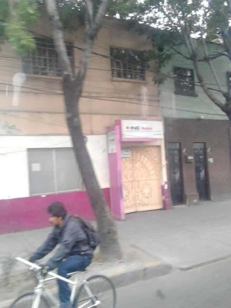 Módulo Ine Huichapan Oficinas De Gobierno Y Dirección