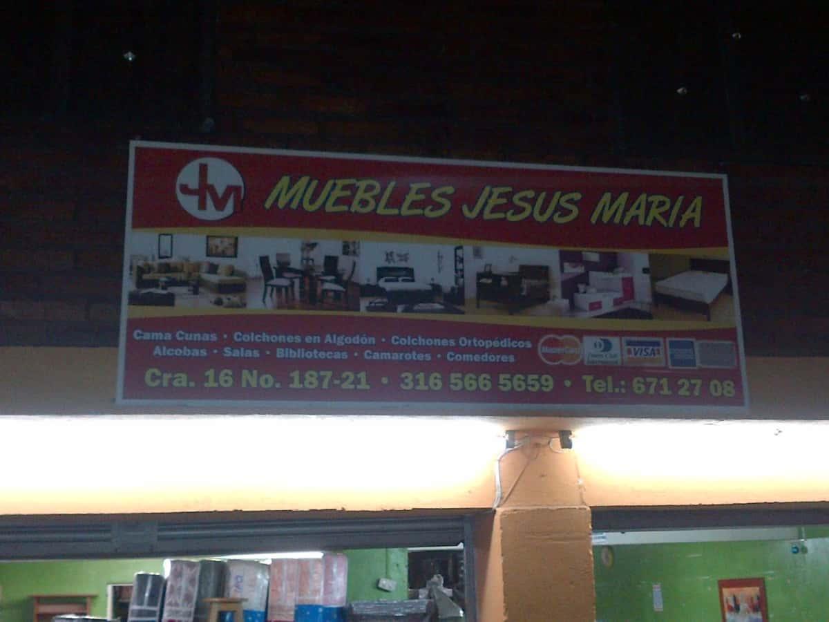 Muebles Jes S Mar A Muebler A Verbenal San Antonio Usaqu N  # Muebles Jesus Santiago