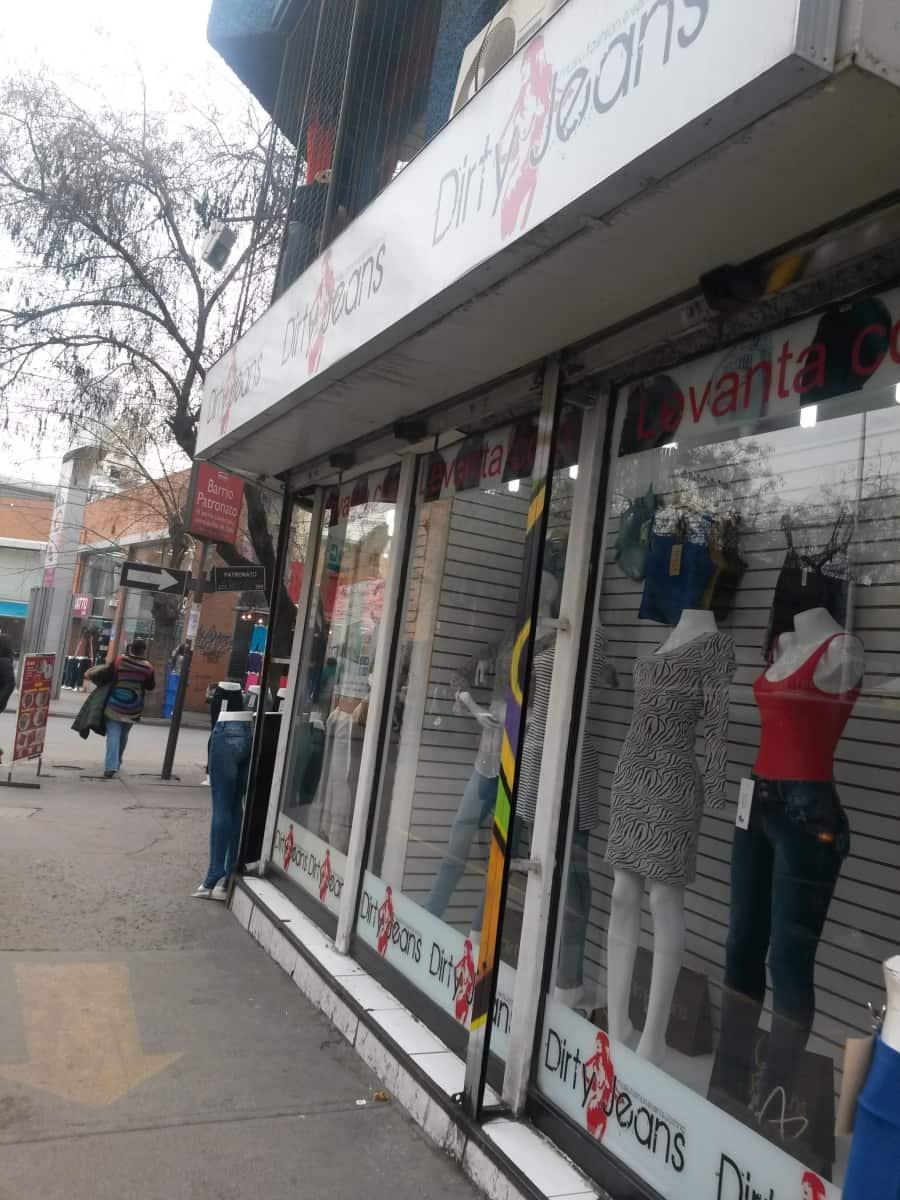Dirty Jeans en Patronato N° 379   Recoleta   Compras   Mall Recoleta ... 222d9a90b8