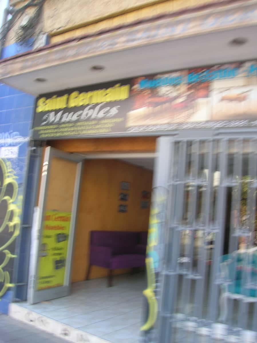 Saint Germain Muebles En San Diego N 1256 Santiago Comuna  # Muebles Oficina Cox