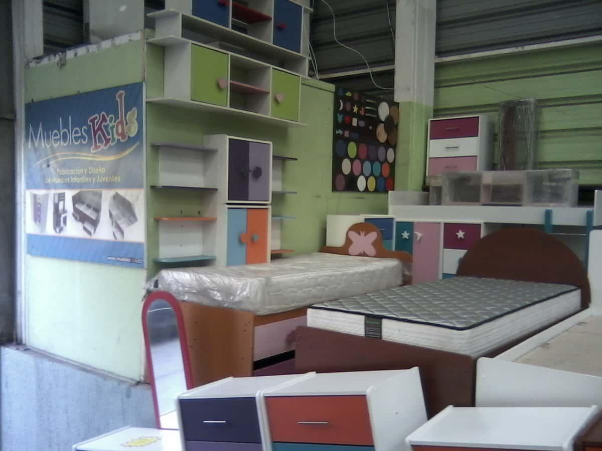 Muebles Kids Mall Del Mueble En Arturo Prat N 2290 Puente  # Muebles Rafael Palacios
