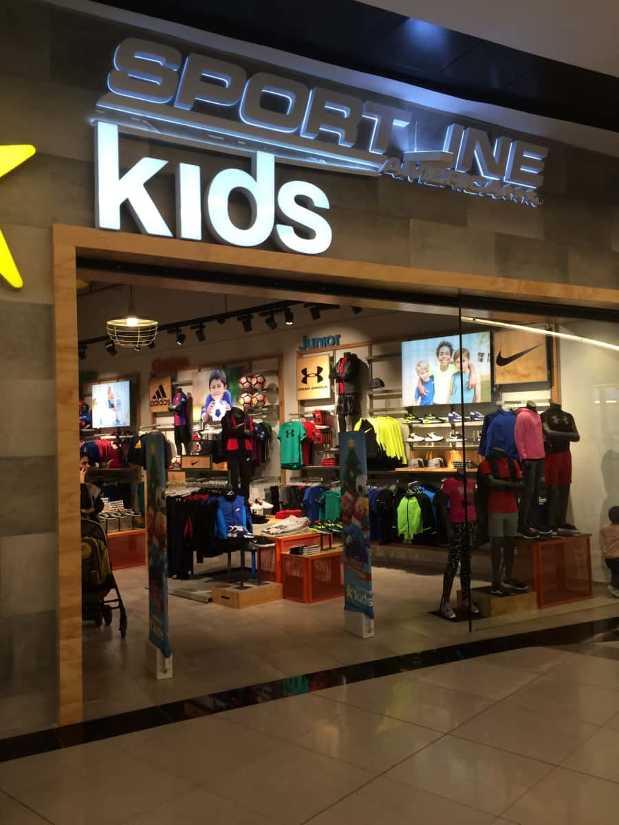 9489b82452984 Sportline America Kids C.C. Parque La Colina