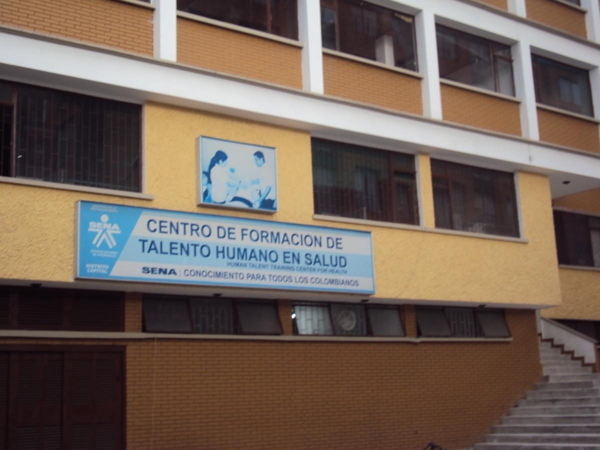 Centro de formaci n talento humano en salud sena centros for On centro de formacion