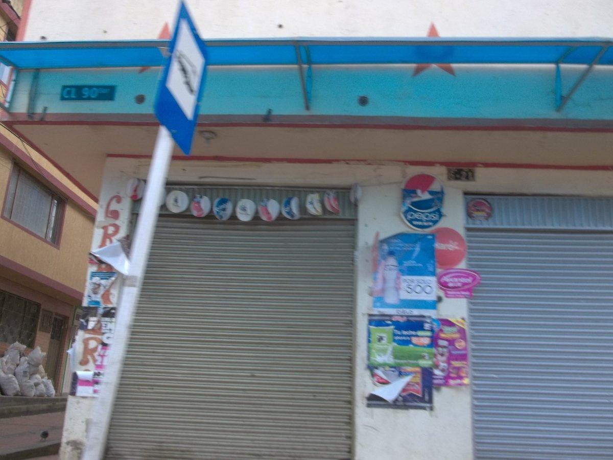 Tienda de barrio calle 90 sur con 6 tienda de barrio for Barrio ciudad jardin sur bogota