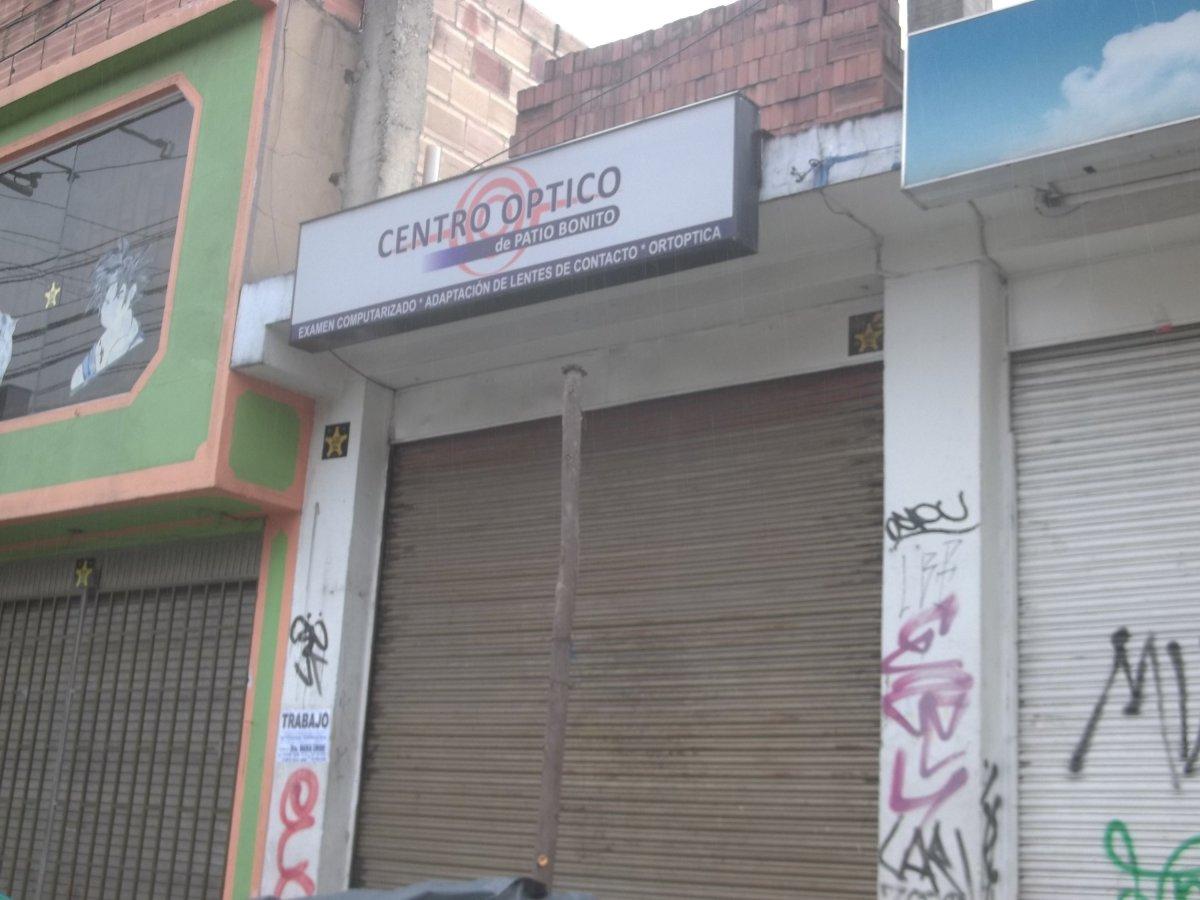 Centro optico de patio bonito pticas patio bonito ii for Patio bonito