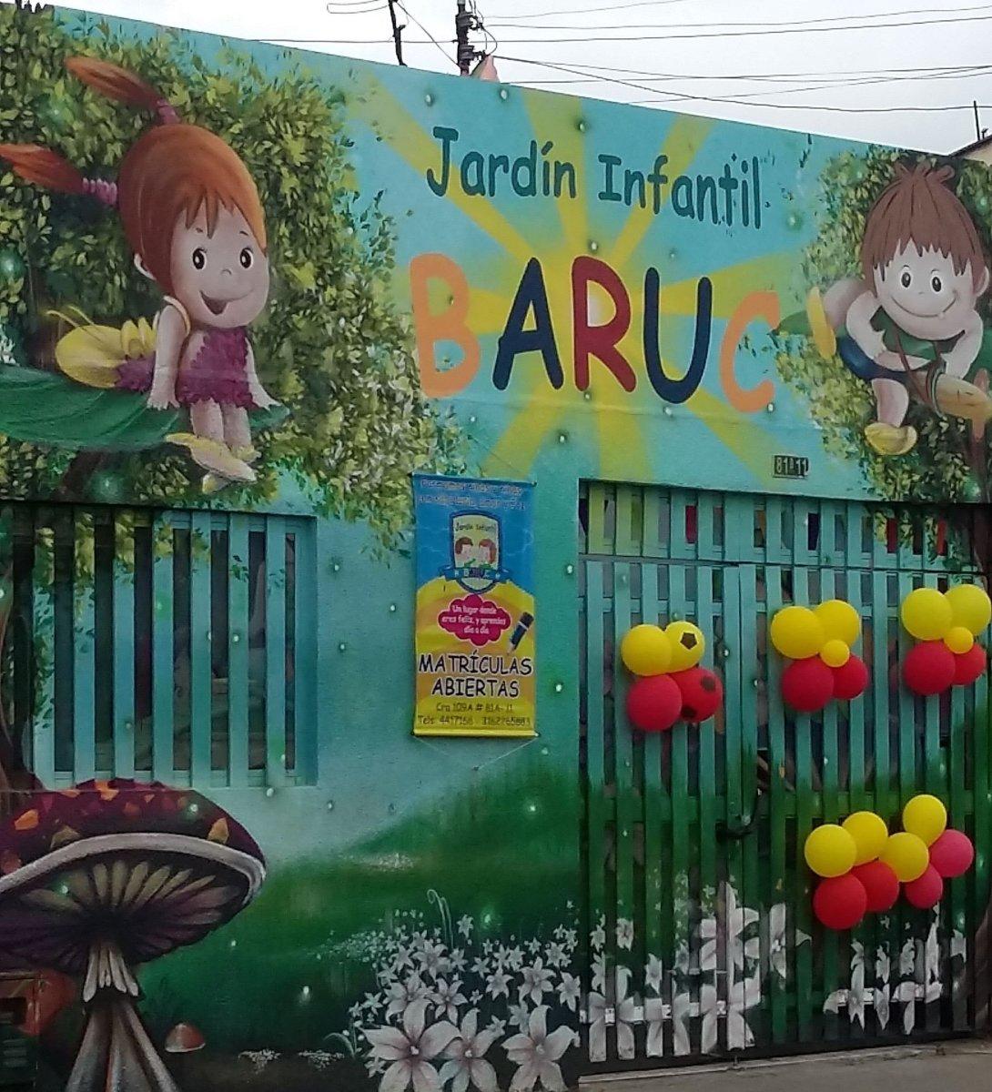 Jard n infantil baruc jardines escolares bolivia for Cascanueces jardin infantil bogota