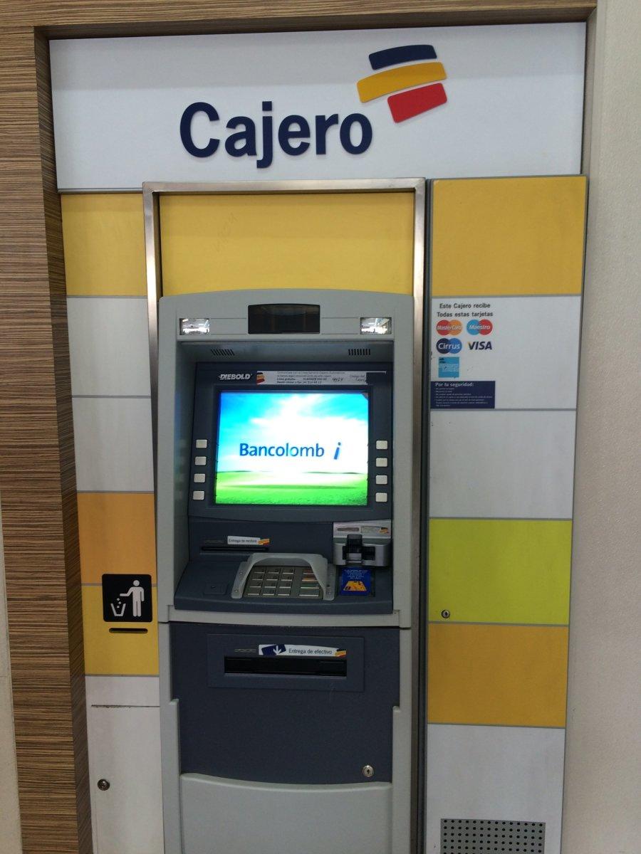 Cajero Bancolombia Estaci N Esso Calle 59 Cajeros Chapinero Central Chapinero Bogot