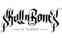 Skull N Bones Tattoo