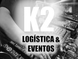 k2 Logística y Eventos