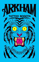 Arkham Tattoo Bogotá