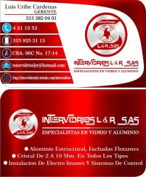 Intervidrios Lyr S.A.S