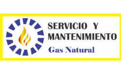 Servicio y Mantenimiento de Gas natural