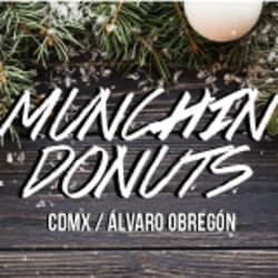 Munchin Donuts Cdmx