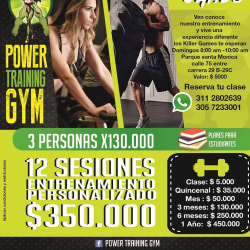 Power Training GYM