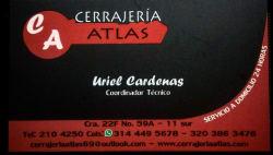Cerrajería Atlas