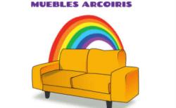 Tapicería arcoiris