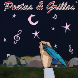 Poetas y Grillos Zona de Campin