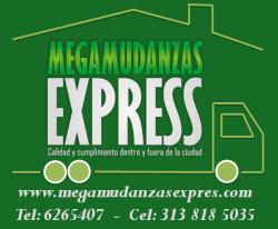 Megamudanzas Express