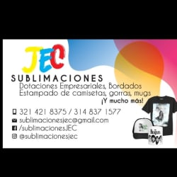 Sublimaciones JEC