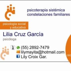 Psicoterapia Lilia Cruz