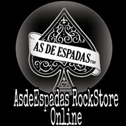 AS de Espadas Rockstore Online