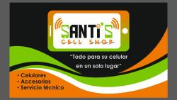 Santi's Cell Shop