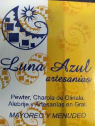 Luna Azul Artesanías
