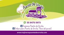 Embarcadero Puente de Urrutia.