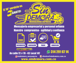 Sin Demora