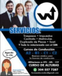 Formamos Conductores Bogota S.A.S