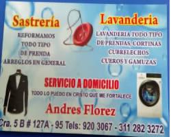 Sastrería Y Lavandería Andrés Flórez