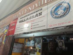 Mantenimiento Villagran