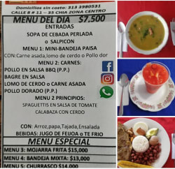 Restaurante El Agrado D' Chía