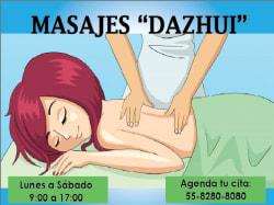 "Terapias complementarias ""Dazhui"""