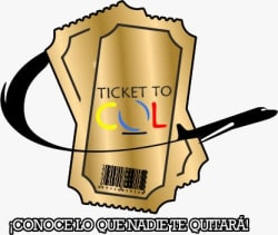 Ticket to colombia