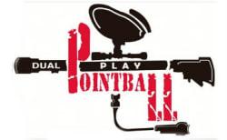 Paintball dual play
