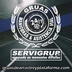 Grúas Servigrup
