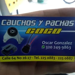 Cauchos y Pachas Coco
