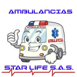 Ambulancias Star Life S.A.S