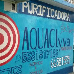 Agua Purificada Aquaclyva