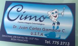 Centro integral odontologico CIMO