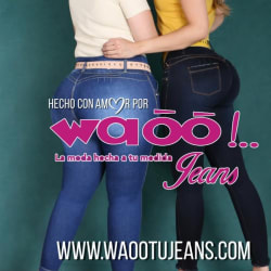 Waoo tú Jeans