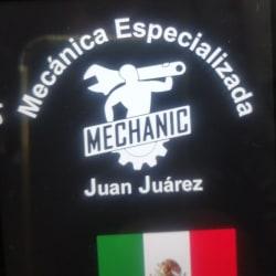 Mechanic Juárez