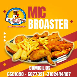 MIC Broaster