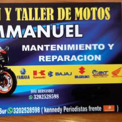 Almacén y Taller de Moto Emmanuel