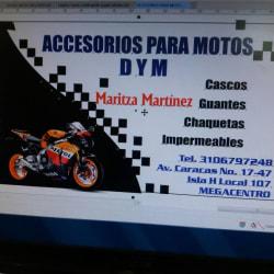 Dym Accesorios Para Motos