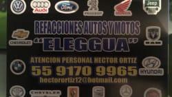 Refaccionaria Autos Y Motos